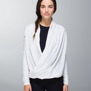 Lululemon Cotton Iconic Wrap